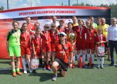 SP 12 Bydgoszcz mistrzem XI Kujawsko-Pomorskiej Ligi Orlika